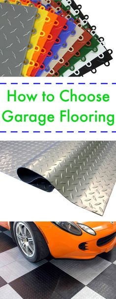 how to choose garage flooring from tiles to rolls to epoxy find the right