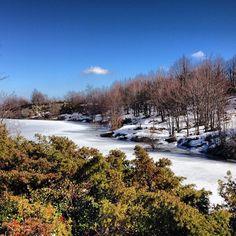 Lago Bino ghiacciato - Instagram by roby92g