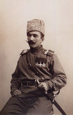 Калачев Елисей Тимофеевич (14.07.1887-). Старший урядник 18-го Донского казачьего полка. Из казаков Области Войска Донского,