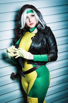 Jaycee Cosplay as ROGUE