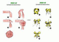 Schleifenbindetechnik von Deko AS