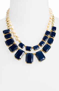 Digging the Kate Spade jewelry