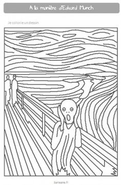 Art on Pinterest Coloring Pages Starry Nights and