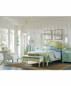Stanley Furniture » Dressers & Chests » Coastal Living Cottage Summerhouse Chest