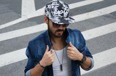 Kool Kouple: EXCLUSIVE ZEROUV X EPIC BMX COLLABORATION SNAPBACK CAP HAT