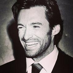 Hugh Jackman #Handsome