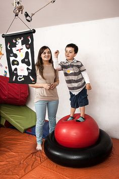 OT Vereny Bartsch Grace. Occupational Therapy for Children - Terapia Ocupacional para niños. Clínica El Bosque. vereny@gmail.com www.clinicaelbosque.cl