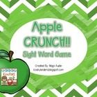 Apple Crunch!