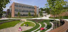 Manassas Park Elementary School and Pre-K Manassas Park, Virginia. VMBO Architects