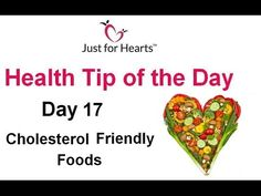 Are you aware of cholesterol lowering foods? Watch this video series on our Youtube channel for regular health updates and motivation through sharing health information Videos - YouTube