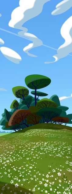 """LE PIETRE PARLANTI""  background concepts by Marco Pegoraro, via Behance"