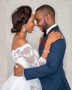 Love is truly a beautiful thing... Bassey @binsale and Joan @ag.o  #agb2016 #bellanaijaweddings #nigerianwedding #weddingdigestnaija #sugarweddings #africansweetheartweddings #asoebibella #Asoebi #asoebiafrica #sugarweddings #Mayonikksphotography