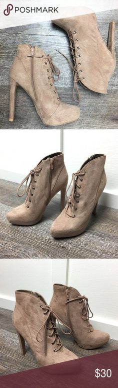 How To Wear Ankle Boots With Laces Products 58 Ideas How To Wear Ankle Boots, How To Wear Leggings, Jeans Leggings, Disney Shoes, Pointed Heels, Boot Brands, Combat Boots, Taupe, Bootie Boots