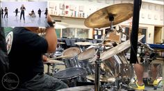 Shake it Off by Taylor Swift Drum Cover by Myron Carlos