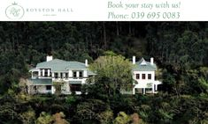 Royston Hall is a lovely Guest House located in Port Shepstone on the lower South Coast KZN that offer some truly amazing experiences! Take A Break, Coast, Join, Relax, Rooms, Peace, Mansions, Website, House Styles