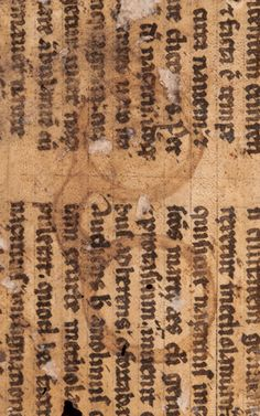 Early printed book contains rare evidence of medieval spectacles!