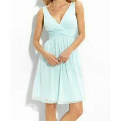 Donna Morgan Silk Dress NWT Donna Morgan Dresses Mini
