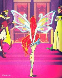 Bloom Winx Club, Disney Fan Art, Disney Love, Las Winx, Cartoon Shows, Flora, Princesas Disney, Anime Comics, Magical Girl