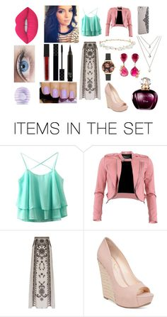"""girly girl #2"" by babygirlchelle on Polyvore featuring art"