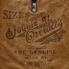 All Sizes.  #typehunter #rrl #doublerl