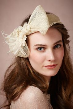 Charleston Headband from BHLDN. Think we can all agree on its general fabulousness.