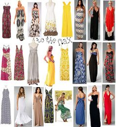 blog DD: summer dresses
