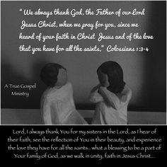 Oh the blessing of sisters in Christ! #atruegospelministry