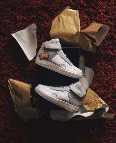 official photos ba60a f6744 A-COLD-WALL x Nike Air Force 1 High AQ5644-991 White Air