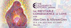 The Inevitable Consequence of Love - NYC - Chapel of Sacred Mirrors