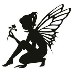 9 Best Images of Printable Fairy Silhouette - Free Fairy Silhouette, Fairy Silhouette Stencils and Tinkerbell Silhouette Fairy Silhouette, Silhouette Clip Art, Silhouette Design, Silhouette Photo, Bear Silhouette, Silhouette Tattoos, Fairy Stencil, Fairy Templates, Stencil Templates