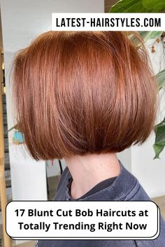 This is it ladies! The cutest blunt cut bob haircuts are right here. Click here to see them before your next haircut! (Photo credit IG @teagancousins.hair) Cute Hairstyles For Short Hair, Different Hairstyles, Latest Hairstyles, Short Hair Cuts, Short Hair Styles, Crop Haircut, Line Bob Haircut, Assymetrical Pixie Cut, Rihanna Pixie Cut