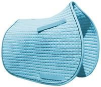 Baby Blue All-Purpose and Jumping Saddle Pad