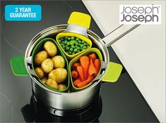 Buy Joseph Joseph nest steam Set at HomeChoice