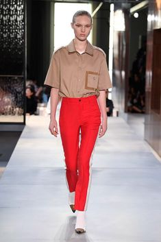 85929e70ce78e Burberry Spring 2019 Menswear Fashion Show Collection  See the complete  Burberry Spring 2019 Menswear collection