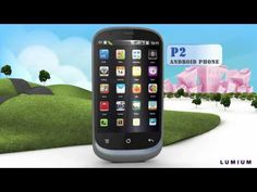 Android Mobile 3D Animation Promo by Lumium. -> For more videos subscribe http://www.youtube.com/lumiumDesigns