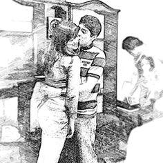 Cuando encuentres todo lo.que estabas buscando, espero que la vida te conduzca a mi puerta... Oh, pero si no, recuerdo los mágicos momentos juntos!