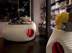 RK Apothecary Luxury Retail Space Design Idea