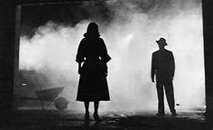 "Film noir. High contrast. ""Big Combo."" Shot by John Alton."