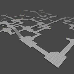 Preview for Bake Your Own 3D Dungeons With Procedural Recipes