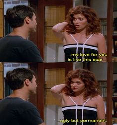 This is my favorite quote ^_^ will and grace | See more about grace quotes, quotes and friendship.