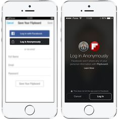 Facebook Will Give You The Ability To Login To Apps Anonymously
