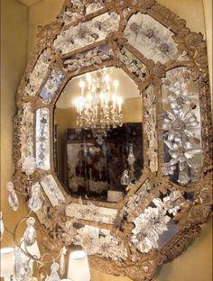 gorgeous mirror....
