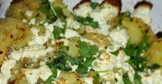 Ruokablogi, reseptejä, kokkailua, matkailua Feta, Potato Salad, Cauliflower, Potatoes, Vegetables, Ethnic Recipes, Cauliflowers, Potato, Vegetable Recipes