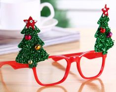 New Year Favor Christmas Glasses Santa Claus Snowman Eyeglasses Frame Goggle Spectacles Party Fancy Dress Costume Accessory gift-in Party Favors from Home & Garden on AliExpress Christmas Glasses, Christmas Fun, Food Halloween Costumes, Cheap Party Favors, Cheap Gifts, Festival Party, Costume Accessories, Fancy Dress, Eyeglasses