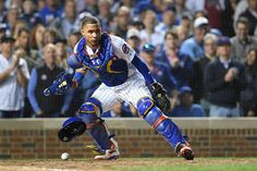Colby Conway takes an in-depth look at Chicago Cubs catcher Willson Contreras and lets fantasy baseball owners know what to expect during the 2019 MLB season. Wilson Contreras, Fantasy Baseball, Go Cubs Go, Chicago Cubs Baseball, Cubs Fan, Mlb Teams, World Series, Espn