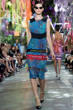 Artpop* Dior #ss14 #PFW