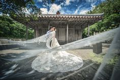 https://flic.kr/p/vMjkFi | [prewedding] flying veil | present by www.taotzuchang.com