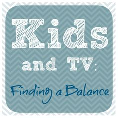 Finding a Balance with TV and My Daughter Kids Tv, Disney Family, Child Development, To My Daughter, Parenting, Activities, Learning, Children, Crafts