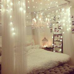 Most romantic bedroom ever seen!!