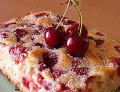 KataKonyha: Cseresznyés (vagy bármilyen gyümölcsös) lepény Hungarian Recipes, Hungarian Food, Apple Cake, Healthy Desserts, French Toast, Deserts, Food And Drink, Cooking Recipes, Cupcakes